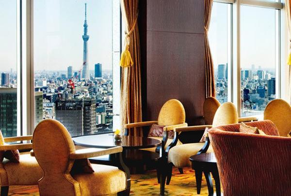 ザ・ロビーラウンジ/シャングリ・ラ ホテル 東京