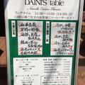 【閉店】DAINI'S tableの写真_37123
