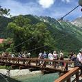 河童橋の写真_140043