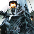 日本橋麒麟像の写真_262038