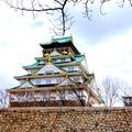 大阪城の写真_732932