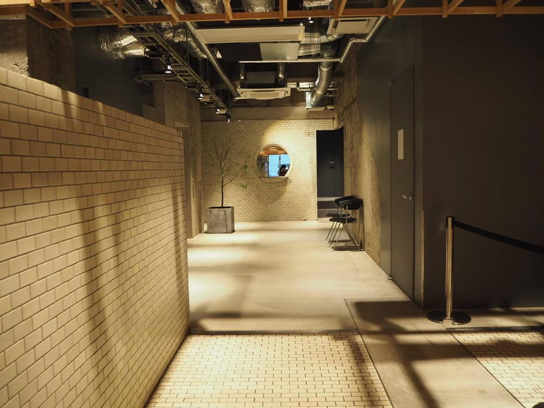 1階・廊下