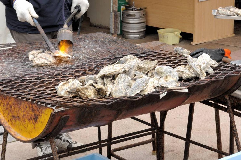あっけし牡蠣祭り