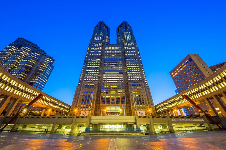 東京都庁展望台