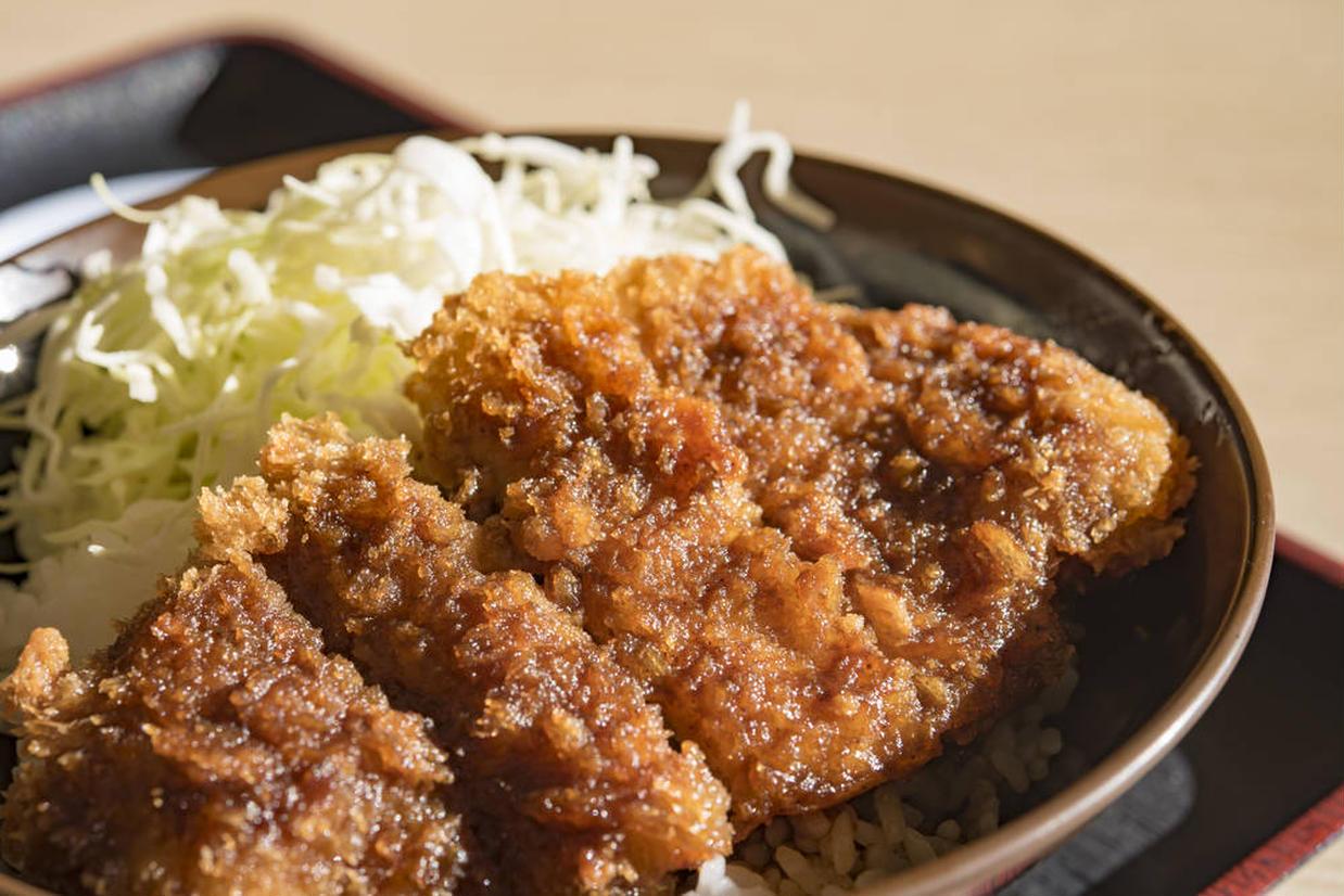 カツ丼(ソースカツ丼)