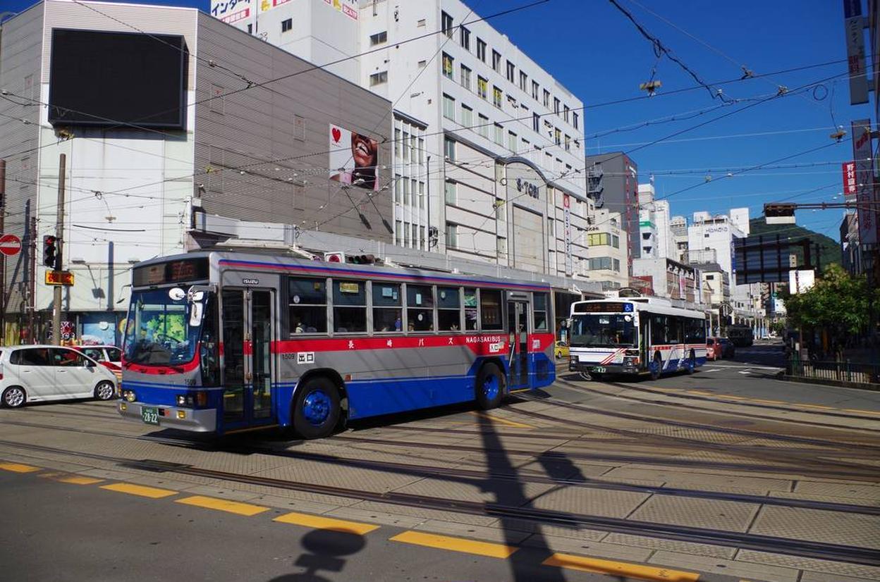 長崎 バス