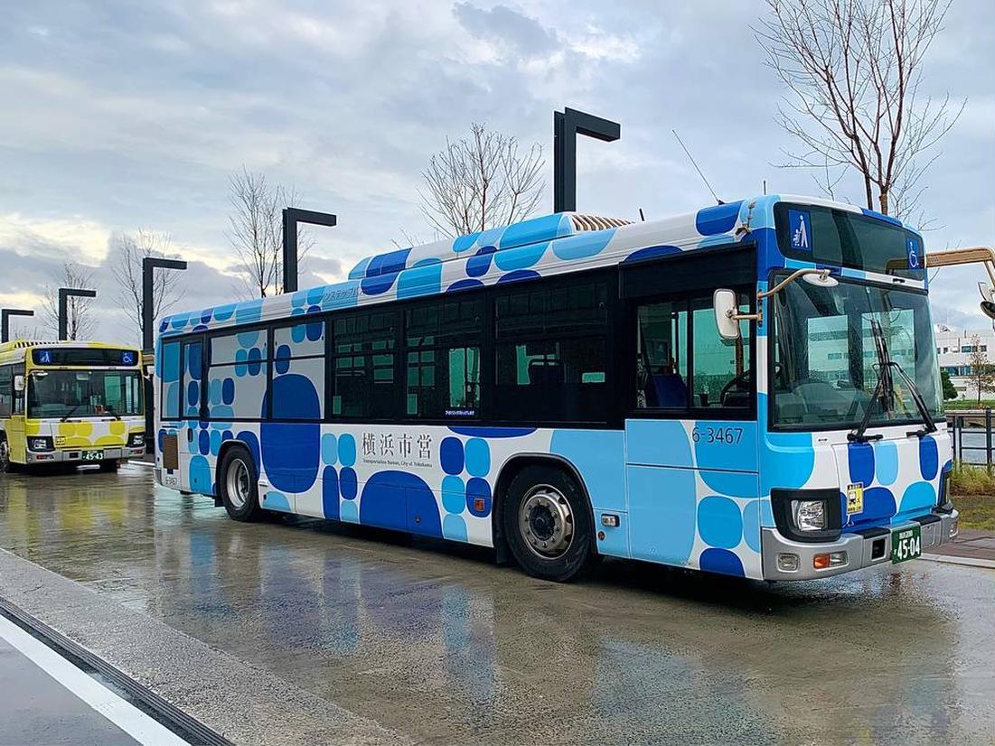 横浜市営バス「ピアライン」