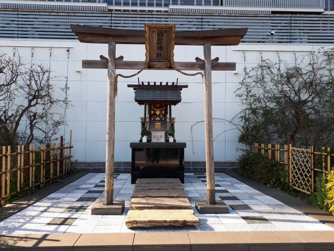 「ラゾーナ出雲神社」