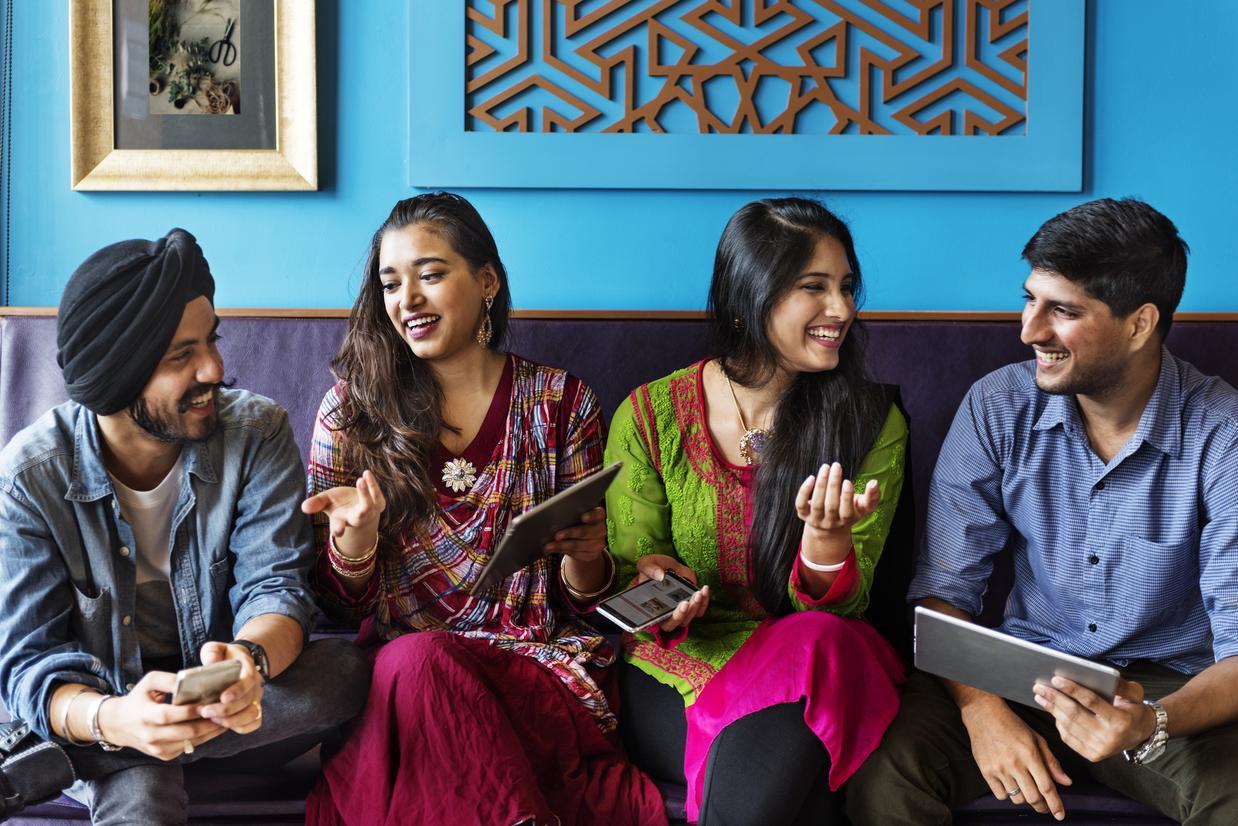 インド人 イメージ