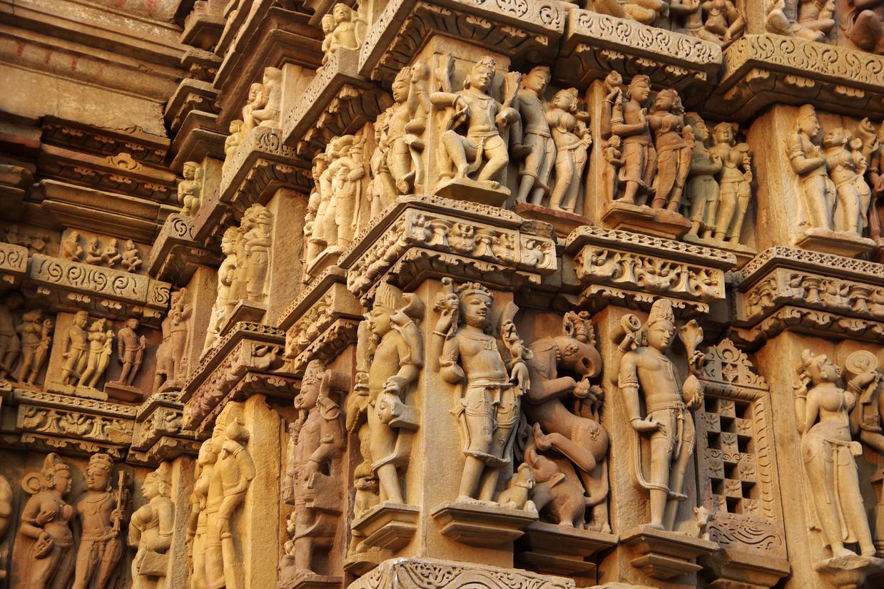 ジャイナ教 彫刻