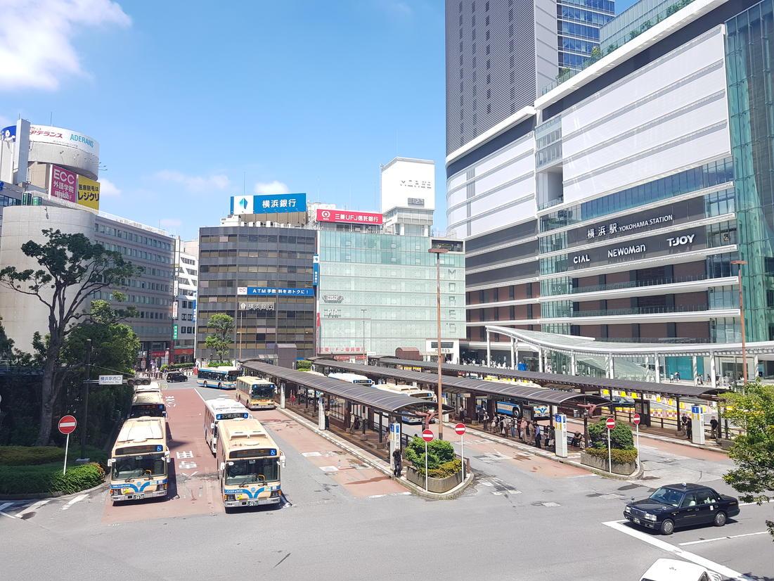 駅 横浜 JR横浜タワー、6月24日開業。横浜駅西口直結の新ランドマークをレポート