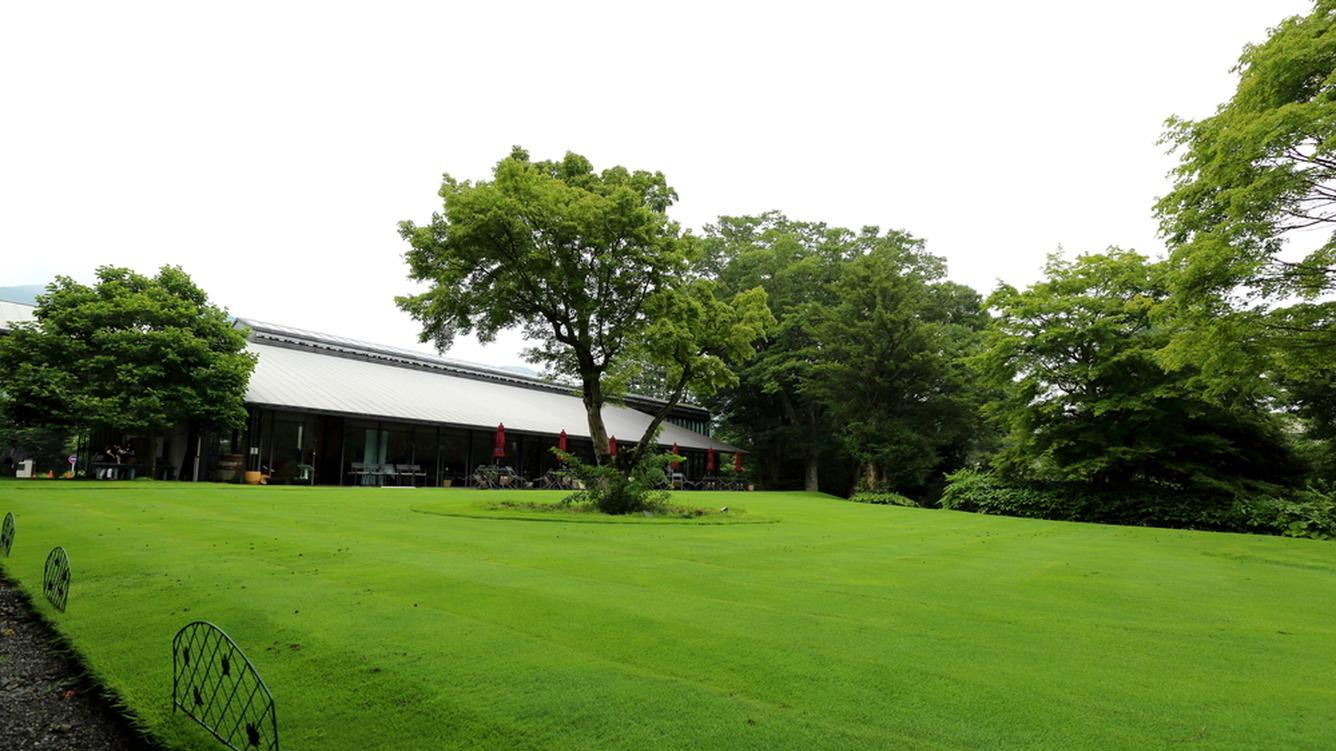 箱根ラリック美術館 庭園