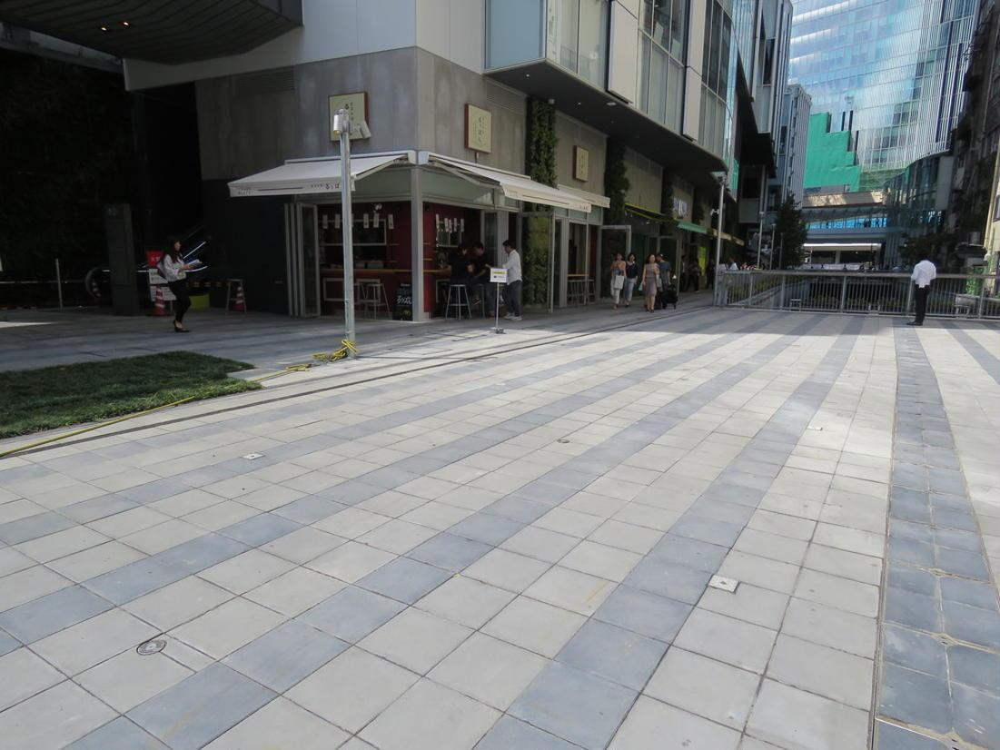 金王橋広場