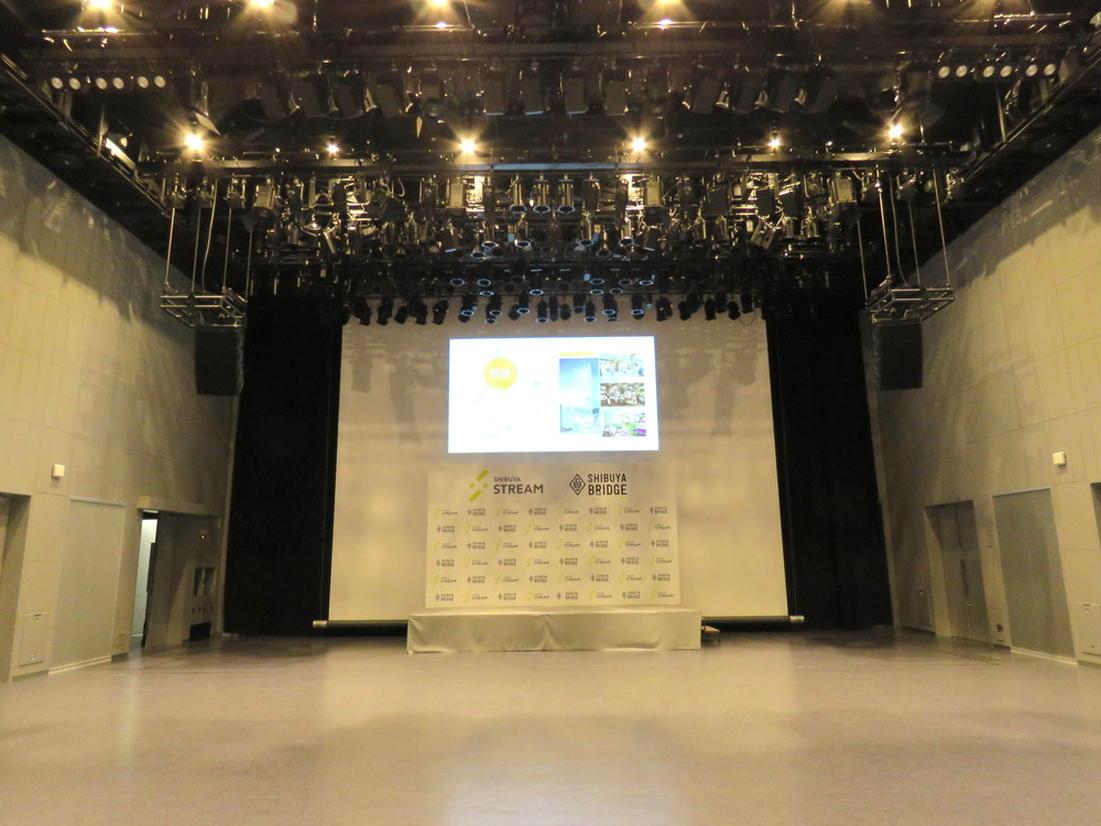 渋谷ストリーム ホール
