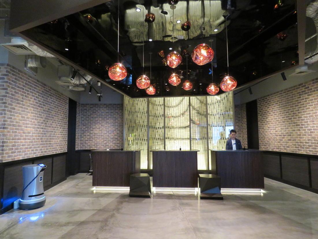 渋谷ストリームエクセルホテル東急 フロント