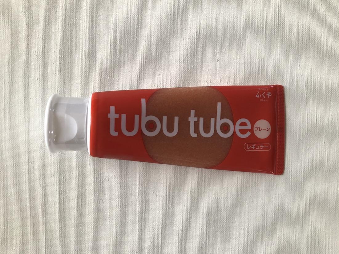 ふくや「tubu tube(ツブ チューブ)」