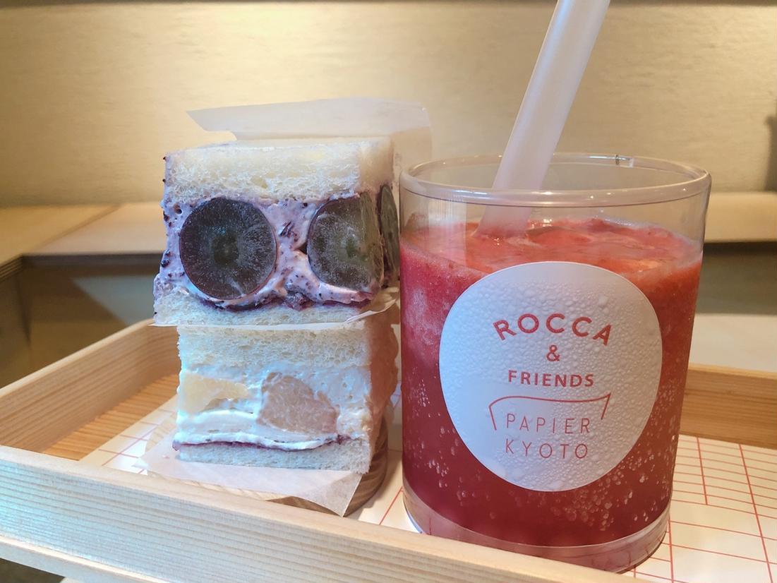 ROCCA&FRIENDS papier kyoto