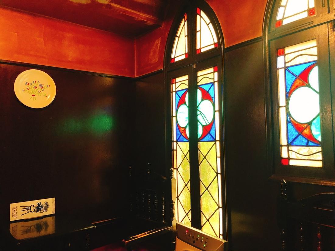 フランソア喫茶室 内観