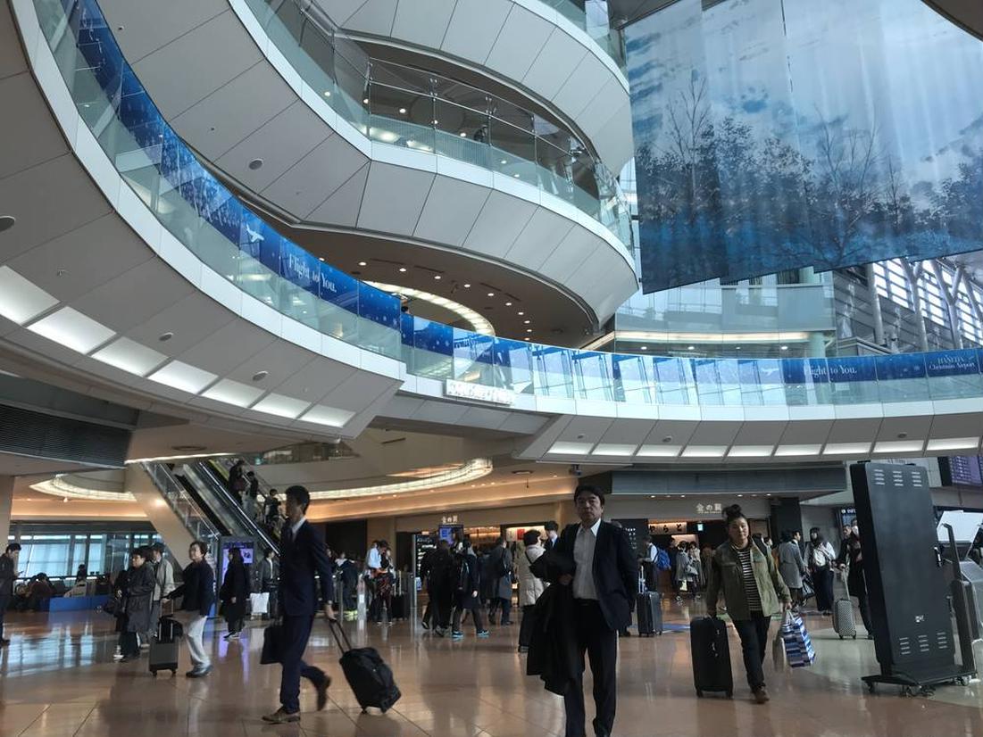 羽田空港第2旅客ターミナル