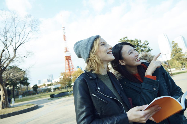 東京タワー観光イメージ