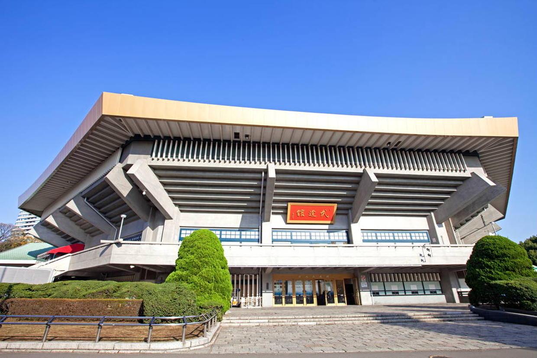 日本武道館外観