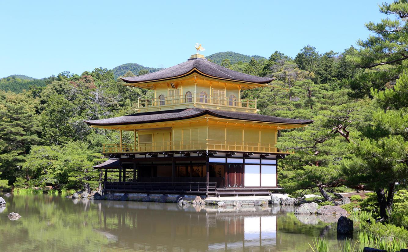 【京都の世界遺産】観光におすすめ!古都京都の文化財を紹介のカバー画像