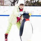 都内最大級の屋外スケートリンクが東京ミッドタウンに登場!本物の氷の上で滑って楽しもう