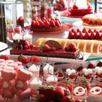 アオアヲ ナルト リゾートでストロベリーパレード開催!選べるメイン料理は阿波牛の赤ワイン煮込みや鳴門鯛など