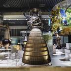 国立科学博物館にて科博NEWS展示「日本初の人工衛星おおすみ打ち上げ50周年」を開催!