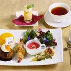 "「Café 1894」にて展覧会とのタイアップメニュー!""夢のお子さまランチ""と""春色の小さなパンケーキ""販売"