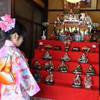 広島県福山市にて「第18回 鞆・町並ひな祭」開催!時代物の豪華な展示を楽しもう