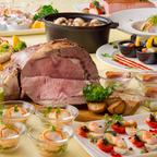 創業65周年記念「リーガロイヤルホテル広島」一貫から楽しめる寿司やローストビーフなど豪華ビュッフェ開催!