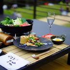 1日3組限定の納涼床コース「京料理 箔」にて販売開始!鴨川や山々の絶景と食事で非日常を堪能