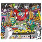 『チャールズ・ファジーノ 3Dアート展』大丸心斎橋店アールグロリュー ギャラリー オブ オーサカにて開催!