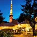 7月3日オープン!東京プリンスでハワイを感じる都心のリゾート空間「森の中のビアガーデン」