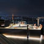SHIBUYA SKYにいよいよOPEN!駅直結の地上47階で高層ビル群を一望できるルーフトップバー