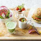"""""""カラフル野菜""""で体の中から元気に!「サザンタワーダイニング」で東京産にこだわった地産地消の料理が楽しめる"""