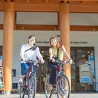 電動自転車で巡る日本の原風景「京都・美山ピクニックランチ&レンタサイクルプラン」