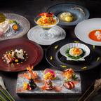 月を鑑賞しながら優雅なコース料理!特別メニュー「中秋の名月宴」ヒルトン東京で味わう