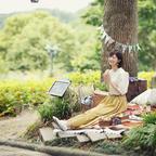 """【インスタ映え】大好評の手ぶらで""""おしゃピク""""神戸布引ハーブ園で秋シーズンの予約受付開始!"""