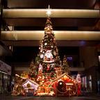ナチュラルであたたかな世界観!クリスマスツリー&イルミネーションが二子玉川ライズに登場