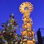 グリューワインにシュトーレンにドイツの木工芸品!「東京クリスマスマーケット」が今年も日比谷公園で開催