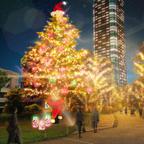 いろんなクリスマスツリーを鑑賞できるイベントが東京ミッドタウンで開催!自宅で楽しめるコンテンツも