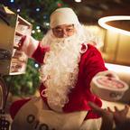 出前サンタクロース&食べられるラーメンツリー!ひと味違うクリスマスを体験できるイベントが旭川で開催
