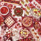 旬の苺を贅沢に使用したスイーツブッフェ「京王プラザホテル八王子」で2021年1月より開催!