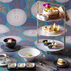飲茶や杏仁豆腐など中華料理&スイーツが味わえるアフタヌーンティー「ストリングスホテル 名古屋」で提供