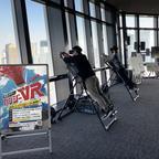 東京タワーの展望台からVRバンジージャンプ!新アトラクションがゴールデンウィークに登場