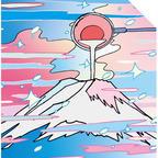 「ふじやま温泉」の男女サウナがフルリニューアル!室内にはタナカカツキによるタイル画を設置