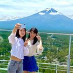 「富士急ハイランド」で富士山一望の絶景展望台がオープン!2種類の絶叫アクティビティも導入