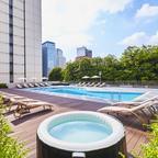 開放的な屋外プール付きの宿泊プラン「品川プリンスホテル」で発売!近場で楽しむ安全・安心な夏
